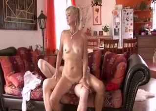 All-family incest session, 3some style