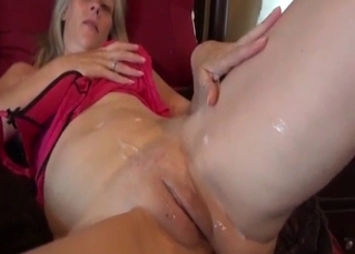 Kinky mom lets her two boys have her