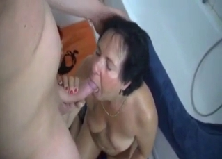 Close-up fuck fest with a nasty slut
