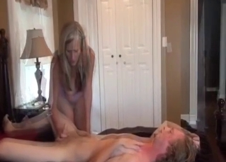 Mature siblings fucking hard on a bed