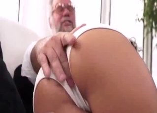 Teen wants grandpa's wrinkly dong