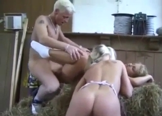 Three-way family fucking for you