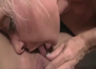 Two horny babes in an incest lesbian vid