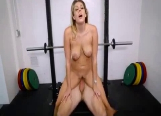 Blonde gets fucked by her own son