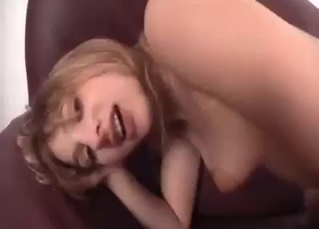 Girl begging for that big-ass load