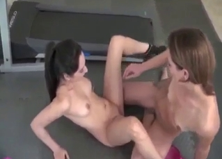 Two sisters fucking each other
