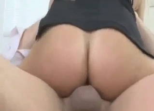 Busty daughter is about to get it good