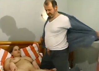 Intense cock-riding for a young slut